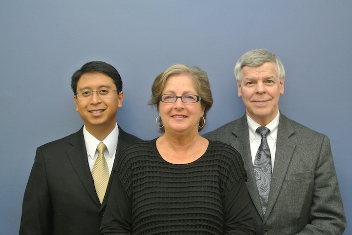 Drs. Cajulis, Parks and Warth