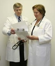 Drs. Parks and Warth