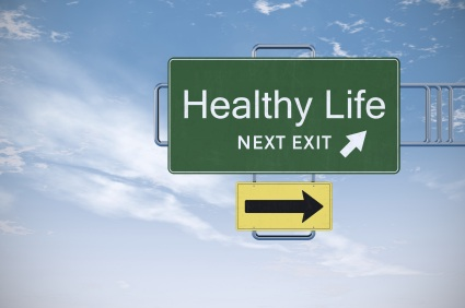 Route to a healthy lifestyle