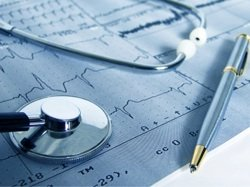 Stethoscope with EKG