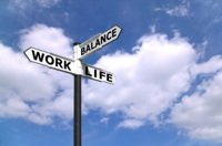 Achieving the right balance in life is an important part of being well.